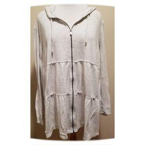 {Torrid} Lightweight Sweatshirt With Hood